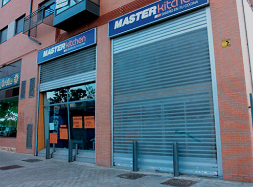 cerramientos en Getafe