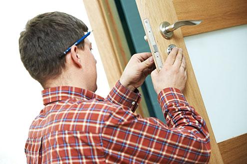 Instalaciones de cerradura antibumping y servicios