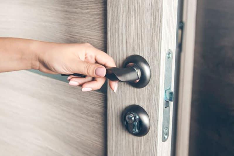 qué es una cerradura invisible